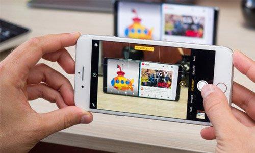 camera iphone 8 en x