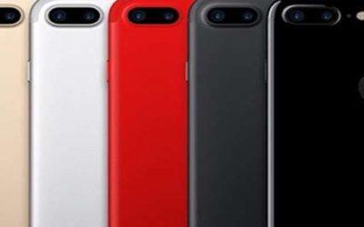 Komt er echt een Apple iPhone 8 met een andere kleur?