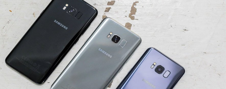 De Galaxy S8 en S8+ zijn de beste telefoons ooit van Samsung