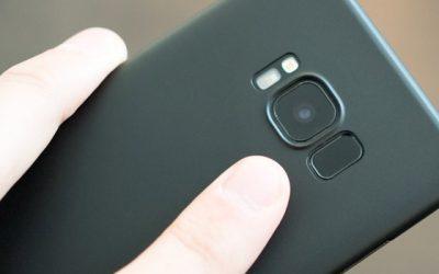De Samsung Galaxy S8 was goed, maar de vingerafdrukfunctie was niet prettig