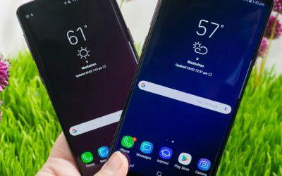 Speciale versies van Samsung Galaxy S9