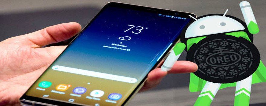 Samsung onthult waarom de Galaxy S8 Android Oreo-release stopte