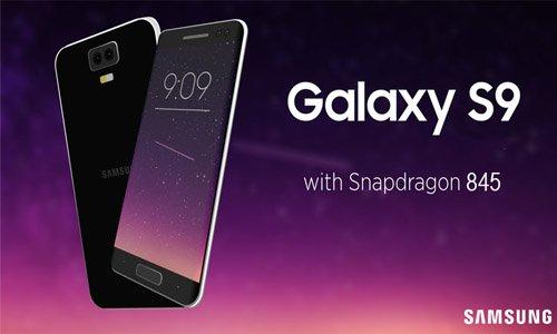 galaxy s9 snapdragon 845
