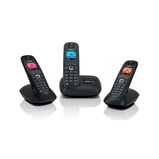 vaste huistelefoon