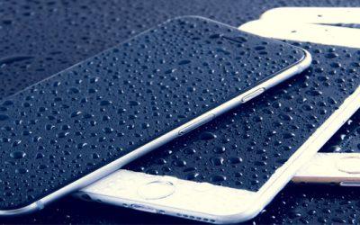 Mobiele telefoon is in het water gevallen, wat kan je hier aan doen?