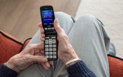 Ouderen Smartphone vergelijken en bekijken