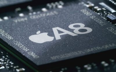 A8 Processor van de iPhone 6