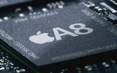 A8 Processor van de iPhone 6
