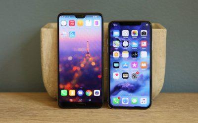 De Huawei P20 vs iPhone X, kan Huawei deze strijd winnen?