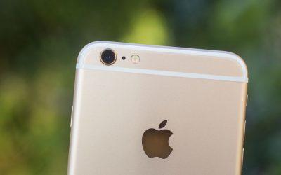 Camera van de iPhone 6