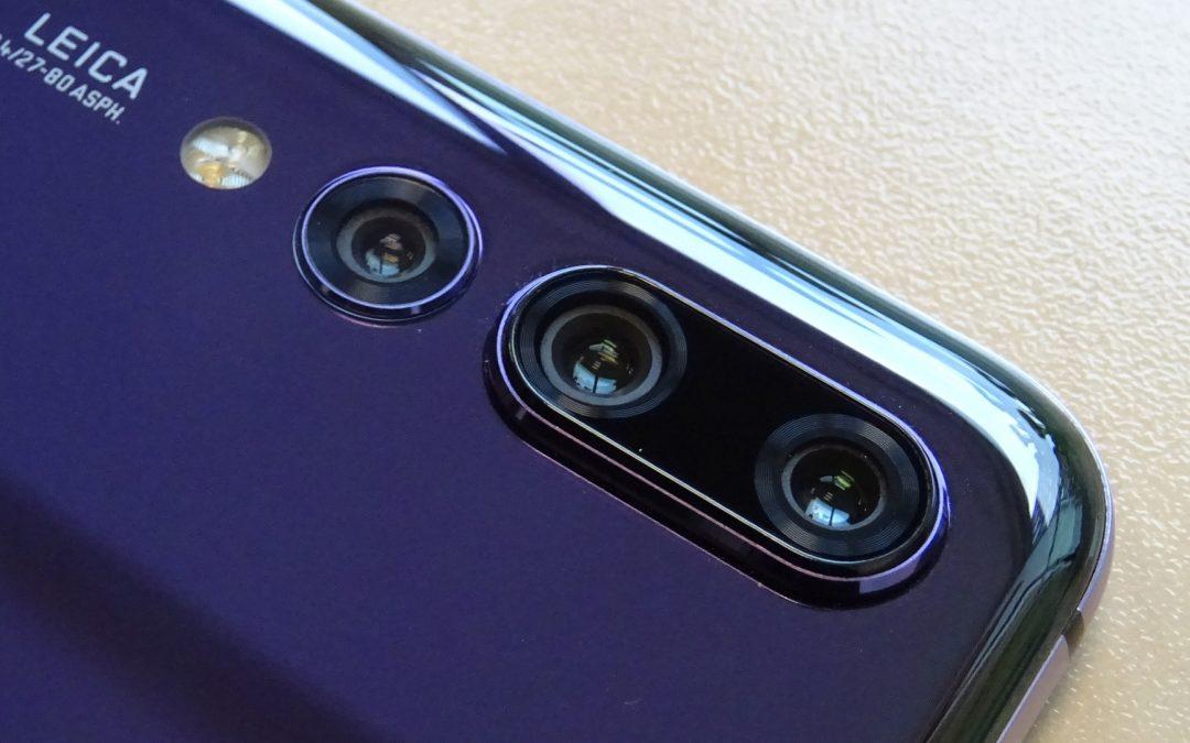 Huawei P20 Pro-update, waar zijn mijn AI-functies naar toe?
